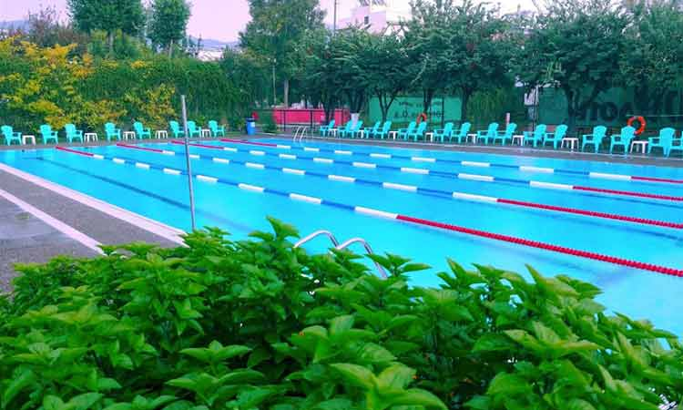 Αλλαγή ωραρίου για το ανοικτό κολυμβητήριο «Π. Παπαγιαννόπουλος» στο Χαλάνδρι