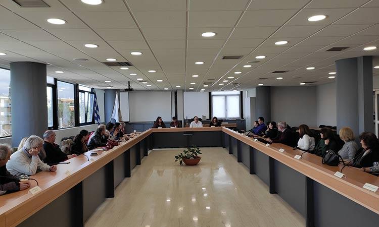 Σύσκεψη στον Δήμο Ηρακλείου για τον κορωνοϊό – Ποια μέτρα λαμβάνει