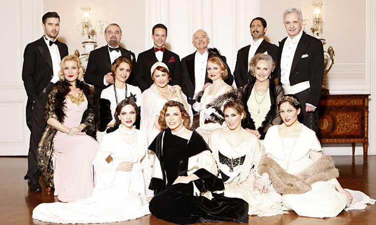 Ο Εξωραϊστικός και Πολιτιστικός Σύλλογος Ψαλιδίου πάει θέατρο