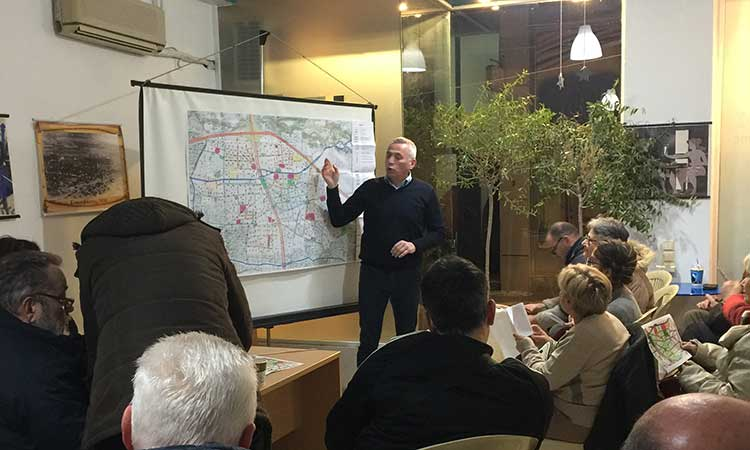 Η Συμμαχία Πολιτών για τη Μεταμόρφωση ενημέρωσε τους πολίτες για το ΣΒΑΚ