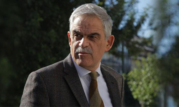 Θύμα κλοπής έπεσε ο Νίκος Τόσκας – Διέρρηξαν την αποθήκη του σπιτιού του στο Χαλάνδρι