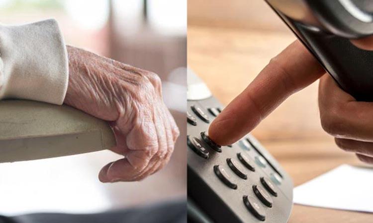 Και συμβουλευτική υποστήριξη ασθενών με άνοια θα παρέχει το 1110 της Περιφέρειας Αττικής και του ΙΣΑ
