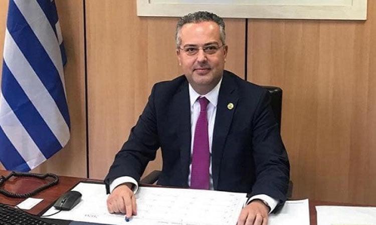 Ο Ηλ. Αποστολόπουλος καταθέτει το 50% του μισθού του στον ειδικό λογαριασμό για τον «Covid-19»