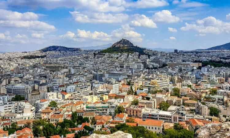 Η Αθήνα πήρε… ανάσα – Μείωση της ρύπανσης λόγω περιορισμού της κυκλοφορίας
