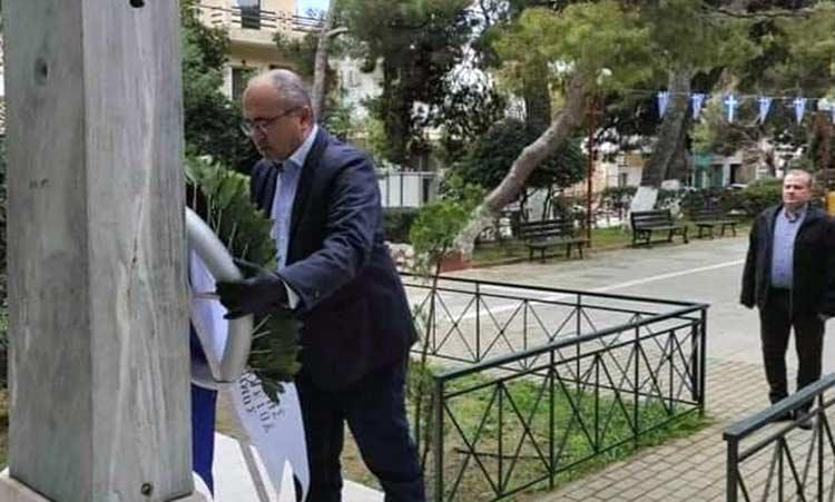 Νίκος Μπάμπαλος: Τιμούμε τους ήρωες του χθες, αλλά και του σήμερα