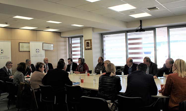 Τι αποφάσισε η Ομάδα Διαχείρισης Κρίσεων της Περιφέρειας Αττικής για την προστασία από τον κορωνοϊό