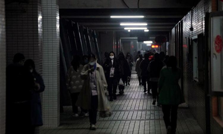 Κίνα: Οι κάτοικοι της Βουχάν επιστρέφουν στην καθημερινότητά τους