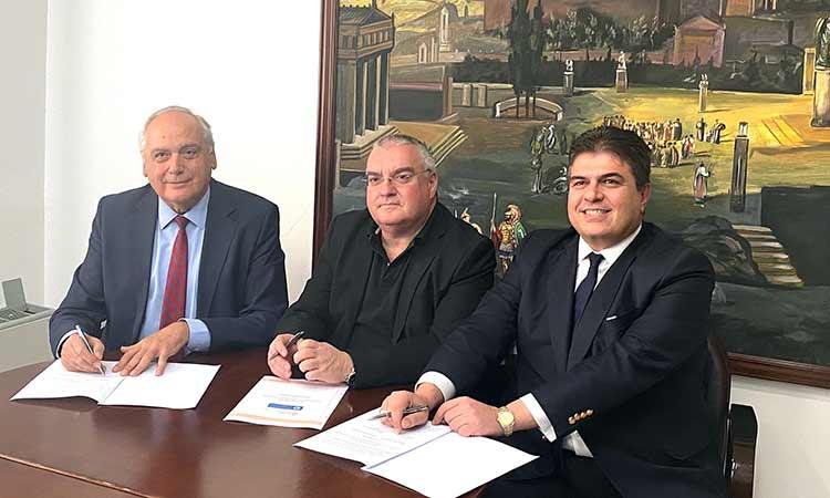 Μνημόνιο συνεργασίας μεταξύ ΕΕΤΑΑ και Πανεπιστημίου Δ. Αττικής