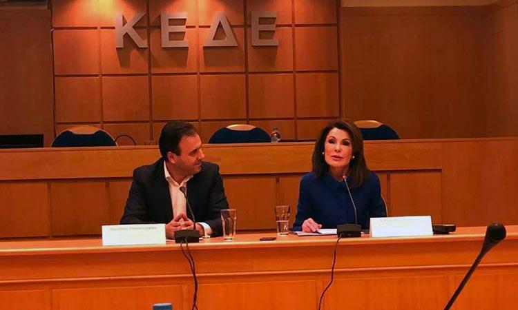 Κείμενο Συναντίληψης και Συνεργασίας υπέγραψαν  Κεντρική  Ένωση Δήμων Ελλάδας και Επιτροπή «Ελλάδα 2021»