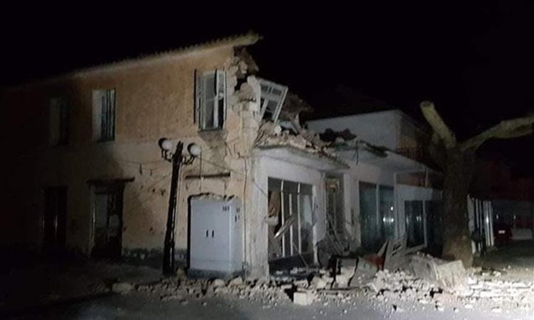 Πάργα: 190 κτηριακές εγκαταστάσεις μη κατοικήσιμες από τον σεισμό