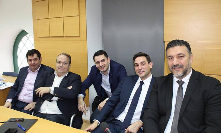 Στη συνάντηση της ΠΕΔΑ με την ηγεσία του υπουργείου Εσωτερικών ο Τ. Μαυρίδης