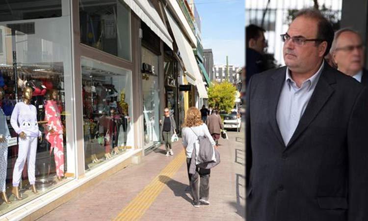 Έκκληση του δημάρχου Χαλανδρίου για κλείσιμο των καταστημάτων