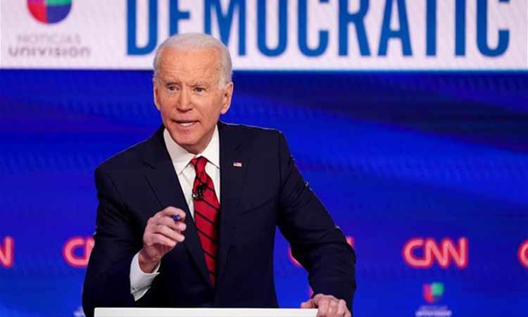 ΗΠΑ – Δημοκρατικοί: Νίκη Μπάιντεν σε τρεις ακόμη αναμετρήσεις