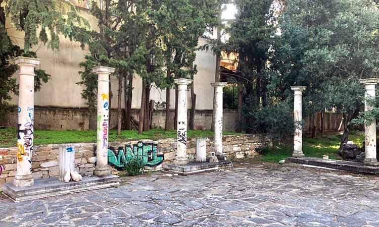 «Νίκη των Πολιτών»: Έτοιμες οι μελέτες ανάπλασης του κτήματος και της οικίας Ιόλα στην Αγ. Παρασκευή