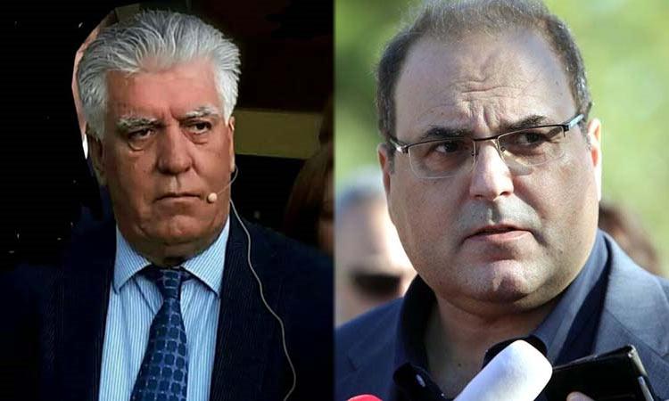 Β. Ζορμπάς και Σ. Ρούσσος ίσως θα πρέπει να ξανασκεφθούν τις αναρτήσεις τους…