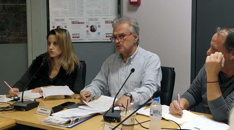 9 προτάσεις και 7 διεκδικητικά αιτήματα από τη «Νίκη των Πολιτών Αγίας Παρασκευής»