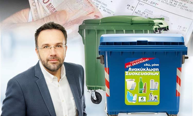 Άγγ. Παλαιοδήμος: Το χθες και το σήμερα της καθαριότητας στον Δήμο Πεντέλης – Το στοίχημα για το αύριο