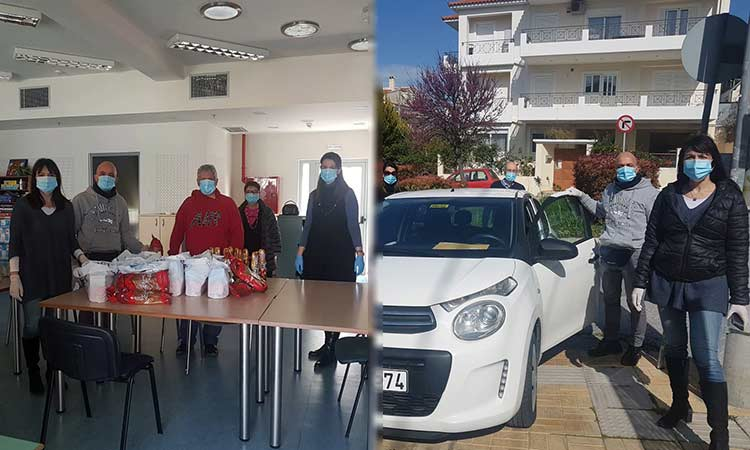Ένα αυτοκίνητο για το «Βοήθεια στο Σπίτι» παρέλαβε η δήμαρχος Πεντέλης