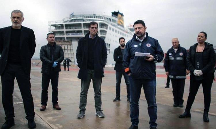 Ν. Χαρδαλιάς: Οι υγιείς επιβάτες του «Ελ. Βενιζέλος» θα μείνουν σε καραντίνα 14 μέρες