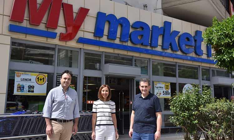 Πάνω από 120.000 ευρώ οι  δωρεές προς τους Δήμους της Ελλάδος από την αλυσίδα My Market