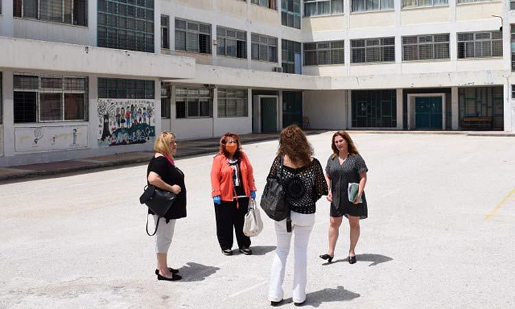 Δήμος: Σε πλήρη ετοιμότητα για την επαναλειτουργία τους τα Γυμνάσια της Νέας Ιωνίας