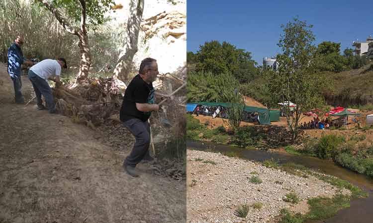 Συμμαχιών Πολιτών για τη Μεταμόρφωση: Στις 7/6 το «ραντεβού» για τον καθαρισμό στον Κηφισό