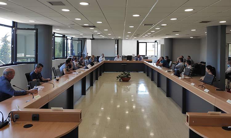 Σχέδιο επανεκκίνησης λειτουργίας των καταστημάτων υγειονομικού ενδιαφέροντος στο Ηράκλειο