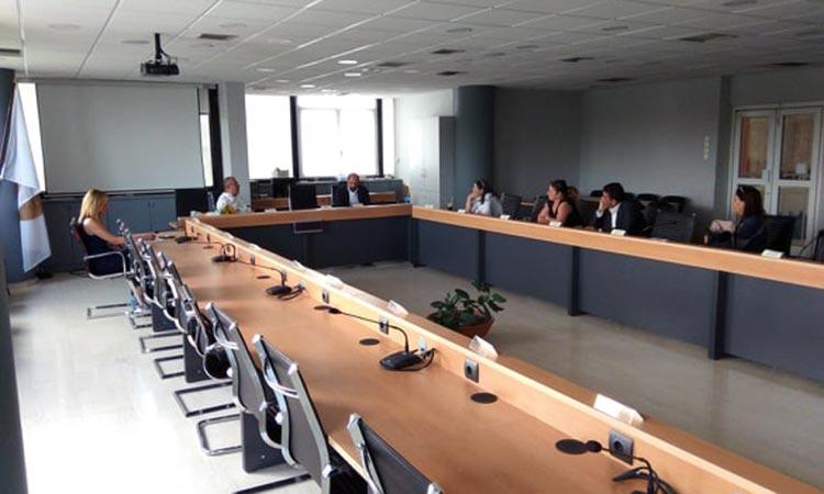 Μέτρα στήριξης της τοπικής αγοράς την «επόμενη μέρα» της πανδημίας συζήτησαν Εμπορικός Σύλλογος Ηρακλείου και Ν. Μπάμπαλος