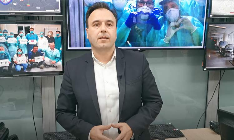 Η ΚΕΔΕ τιμά τον αγώνα των νοσηλευτών και νοσηλευτριών