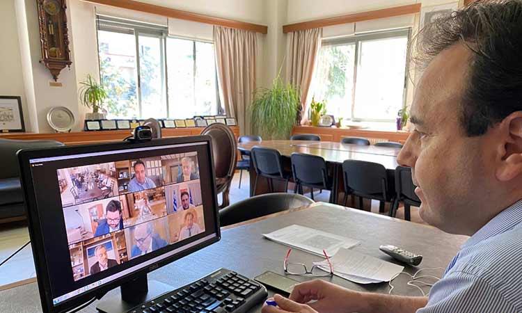 Μέτρα στήριξης των επιχειρήσεων εστίασης με  σεβασμό στον πολίτη μελετά η ΚΕΔΕ