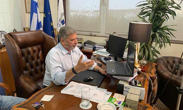 Γ. Πατούλης: Εκτίθενται όσοι αρνούνται να συμμετάσχουν στις συνεδριάσεις του ΠΕ.ΣΥ. Αττικής