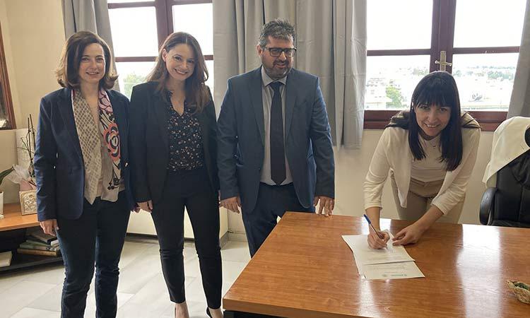 Πρωτόκολλο περιβαλλοντικής και πολιτισμικής συνεργασίας Δήμου Πεντέλης και ΙΓΕ
