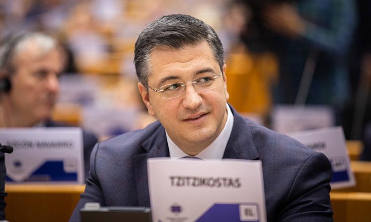 Α. Τζιτζικώστας: Ο νέος προϋπολογισμός της Ευρωπαϊκής Ένωσης θα ενδυναμώσει τις Περιφέρειες και τους Δήμους