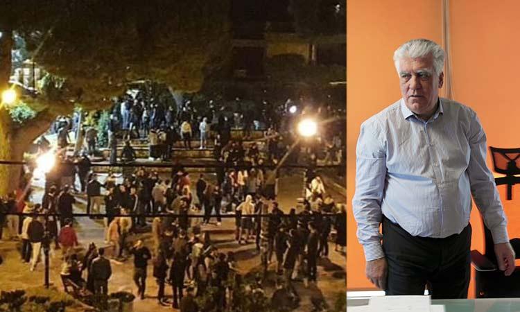 Β. Ζορμπάς: Αυτή τη φορά θα πράξω το καθήκον μου για την πλατεία Άη Γιάννη!