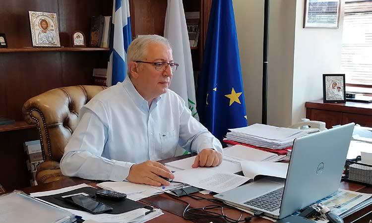 Παρέμβαση Θ. Αμπατζόγλου κατά την 3η διαβούλευση του Σχεδίου Βιώσιμης Αστικής Κινητικότητας στον Δήμο Αμαρουσίου
