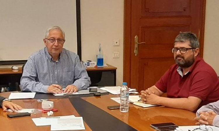 Θ. Αμπατζόγλου: Συνεπικουρούμε τη διοίκηση του ΙΓΕ ώστε το δάσος Συγγρού να είναι πάντα πνεύμονας πρασίνου
