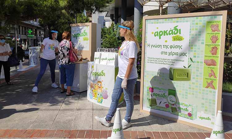 Στο Ηράκλειο μαθαίνουν να πλένουν σωστά τα χέρια τους – Δράση του Δήμου με εταιρεία παραγωγής σαπουνιών
