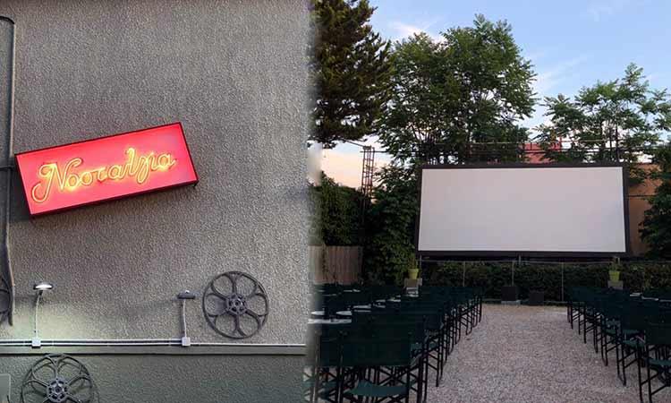 Και φέτος τα καλοκαιρινά ραντεβού με το καλό σινεμά κλείνονται στη «Νοσταλγία» του Δήμου Ηρακλείου