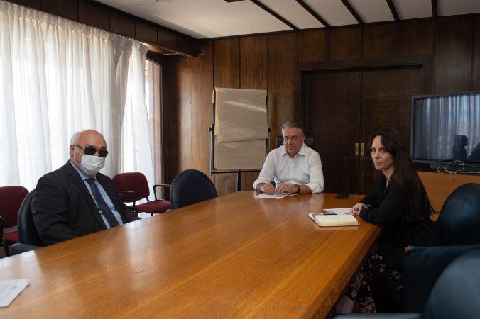 Το πρόγραμμα «Αντώνης Τρίτσης» αντιμετωπίζει και τα προβλήματα των ΑμεΑ