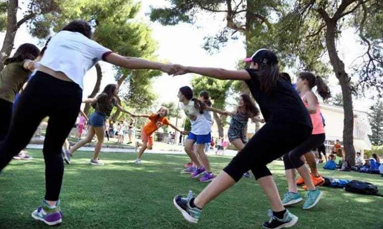 Τη Δευτέρα 14 Ιουνίου ξεκινά το Summer Camp στον Δήμο Βριλησσίων