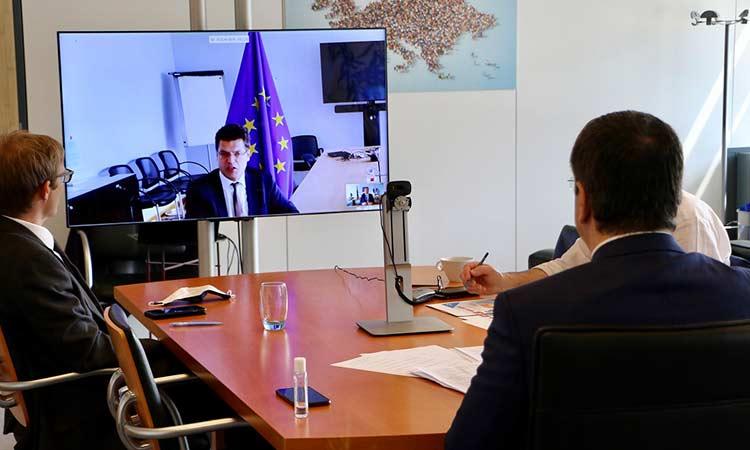 Απ. Τζιτζικώστας: Χρειαζόμαστε… περισσότερη Ευρώπη στις κρίσεις