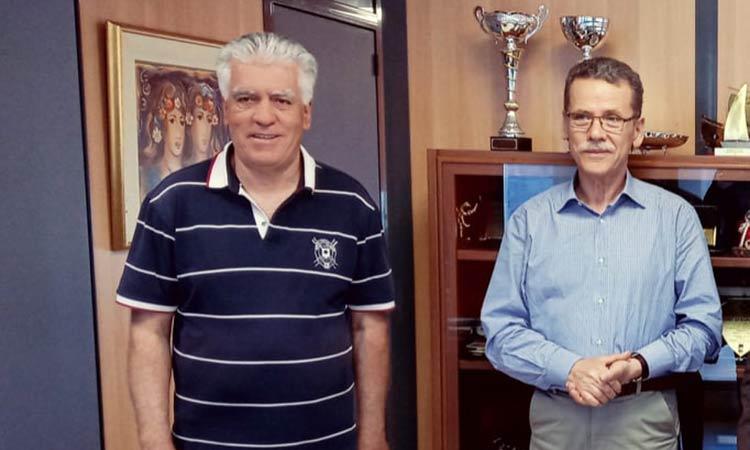 Προς αδελφοποίηση με την Κοζάνη οδεύει ο Δήμος Αγίας Παρασκευής