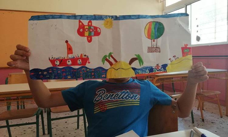 Αυλαία με τη μουσική του Σπανουδάκη  για τον Καλοκαιρινό Παιδότοπο του Δήμου Κηφισιάς