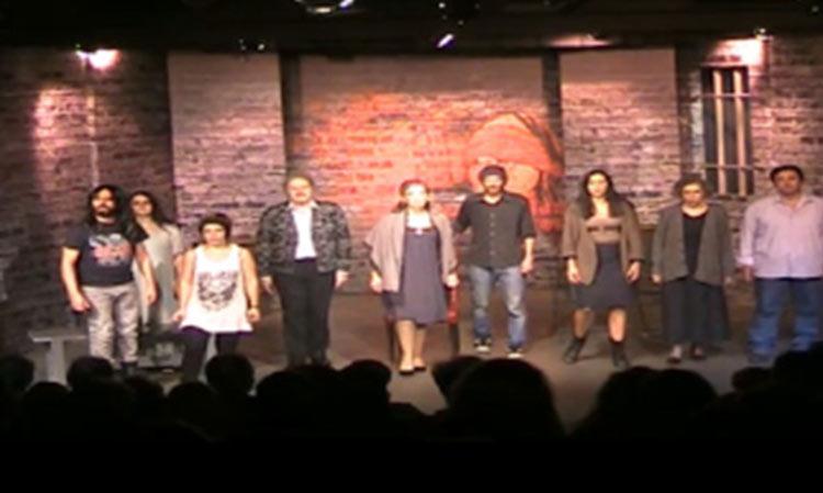 Διαδικτυακή προβολή της παράστασης «Εφτά Λογικές Απαντήσεις» από την Ομάδα Θεάτρου Δήμου Αγίας Παρασκευής