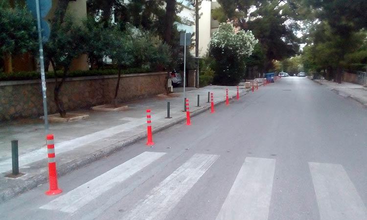 Αντίθετος με το κολονάκια στην οδό Άρεως ο Σύλλογος Αγ. Νικολάου-ΚΑΤ Αμαρουσίου