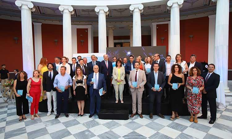 Εκπροσώπηση του Δήμου Αμαρουσίου στην τελετή βράβευσης των ελληνικών συμμετοχών στην Ευρωπαϊκή Εβδομάδα Κινητικότητας 2019