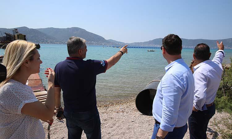 Γ. Πατούλης: Οι νησιωτικοί Δήμοι όπως η Σαλαμίνα αποτελούν ισχυρό κρίκο στην ανάπτυξη της Αττικής