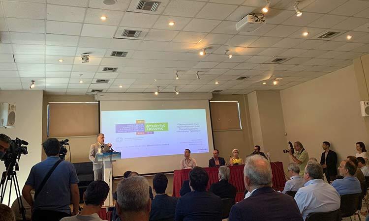 Στην παρουσίαση του προγράμματος «Αντώνης Τρίτσης» στην ΠΕΔΑ ο δήμαρχος Λυκόβρυσης – Πεύκης
