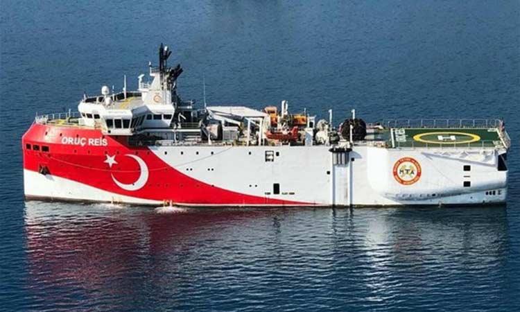Σε εγρήγορση η Αθήνα μετά την τουρκική Navtex