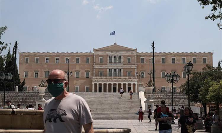 M. Παγώνη: Απαγόρευση κυκλοφορίας από τις 8 το βράδυ αν ξεφύγει η κατάσταση στην Αττική